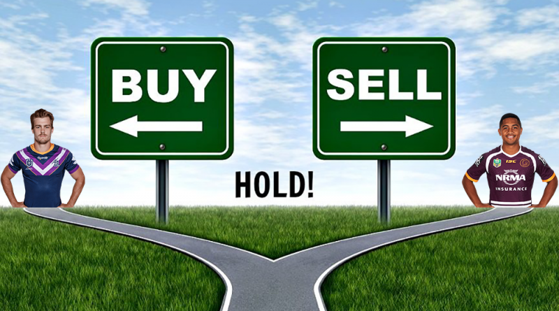 Buy, Sell, Hold – Round 7