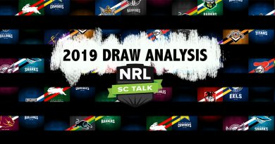 2019 Early Draw Analysis