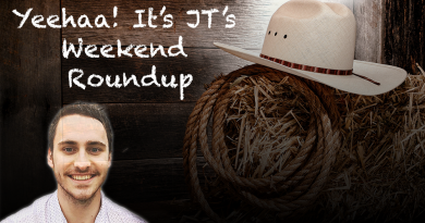 JT's Weekly Roundup – R6
