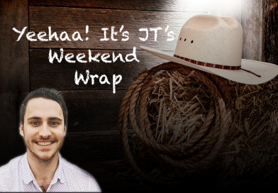 JT's Weekend Roundup – R14
