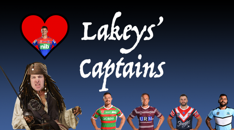 Lakey's Captains – R7 (and Thursday Weather & Late Mail)
