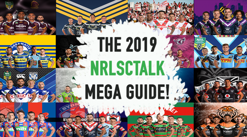 The 2019 MEGA GUIDE – Version 2 Now Available!