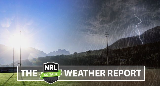 The SC Weather Report – Round 11 – Updated