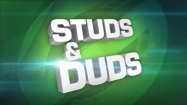Studs & Duds – Round 20