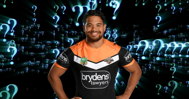 Players of Interest – Esan Marsters