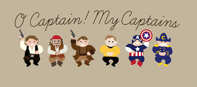 Oh Captain, My Captain – Round 17